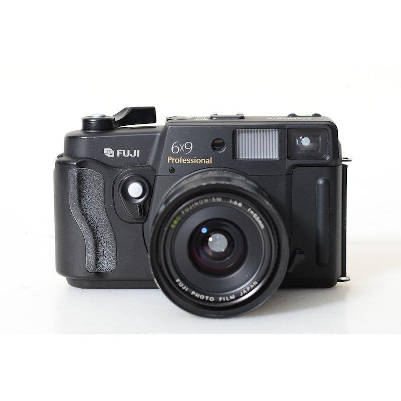 Fuji GSW 690 III+SW 5,6/65 (2130 Auslösungen)