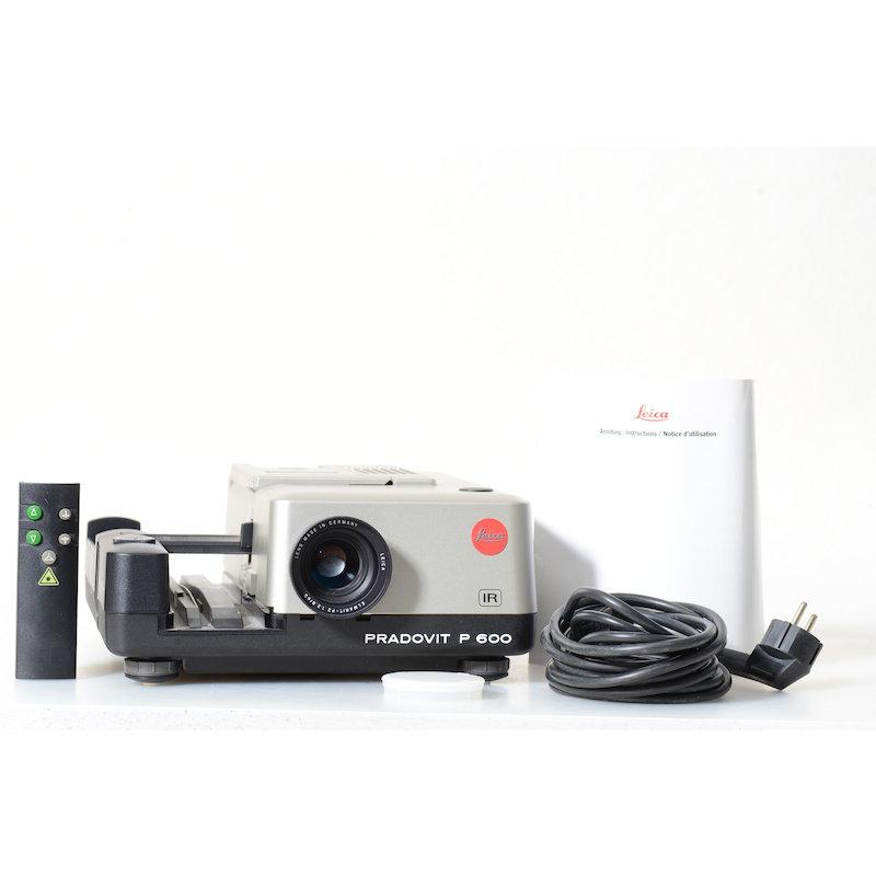 Leica Pradovit P 600 IR+Elmarit-P2 2,8/60