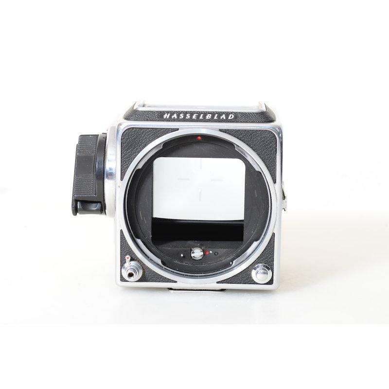 Hasselblad 500 C/M Chrom ohne Lichtschacht