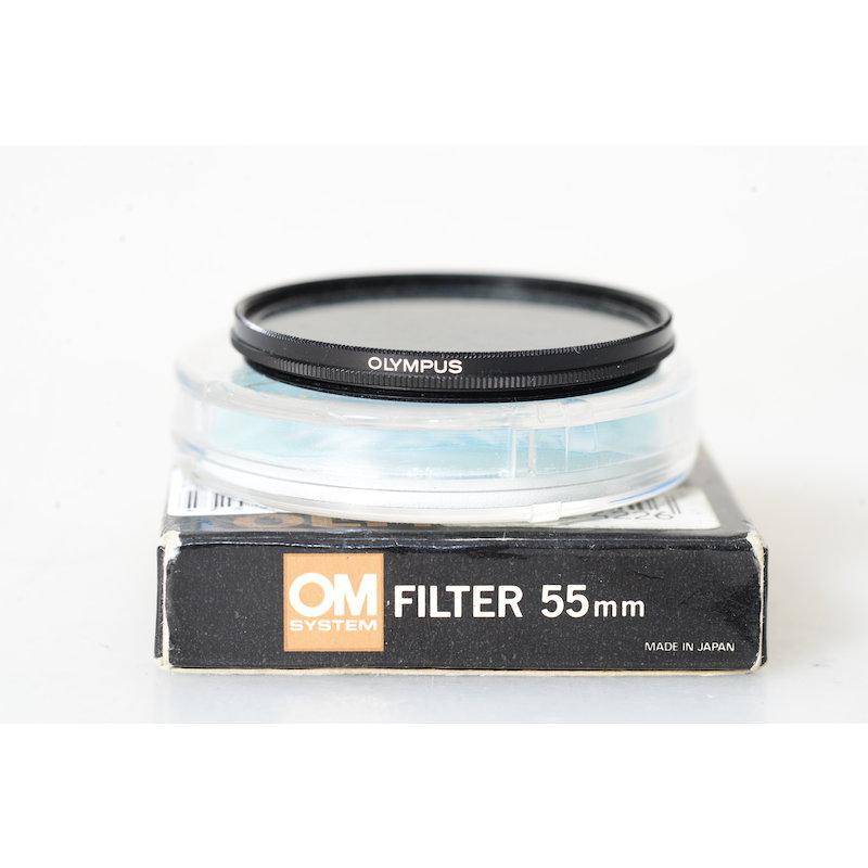 Olympus Polfilter Zirkular E-55