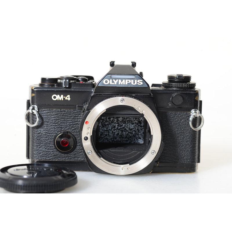 Olympus OM-4 Black
