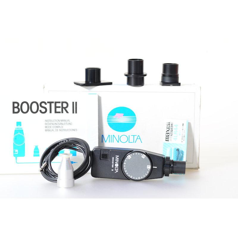 Minolta Booster II Set