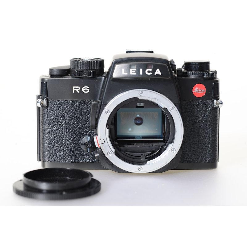 Leica R6 Black
