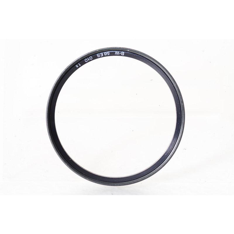 B+W UV-Filter 010 E-58