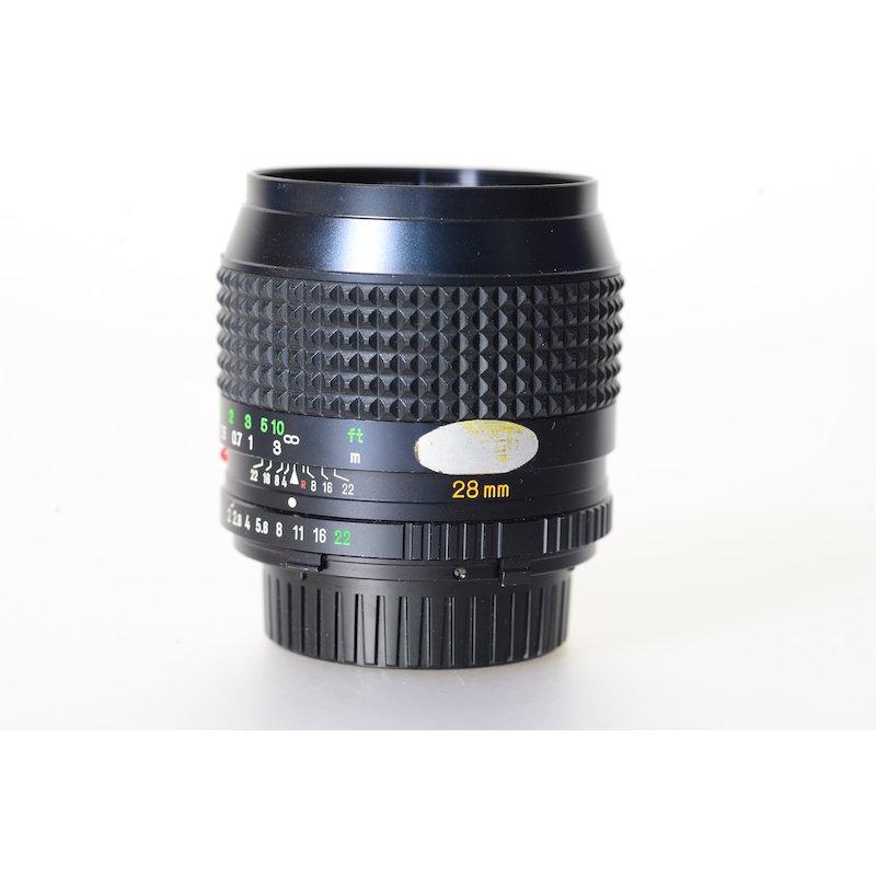 Minolta MD 2,0/28 E-55
