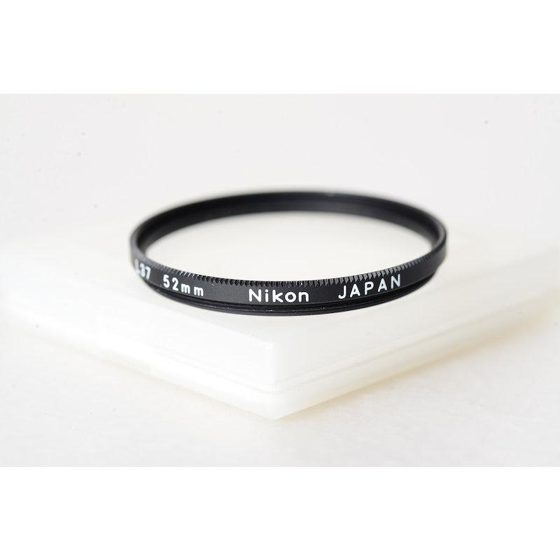 Nikon UV-Filter L37 E-52