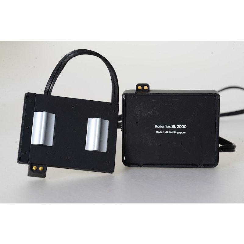 Rollei Externer Energieanschluß SL-2000F/3003