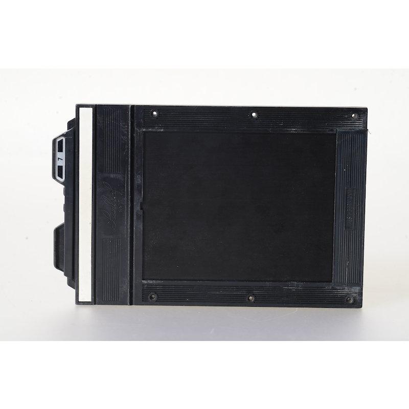 Linhof Planfilmkassette 9x12