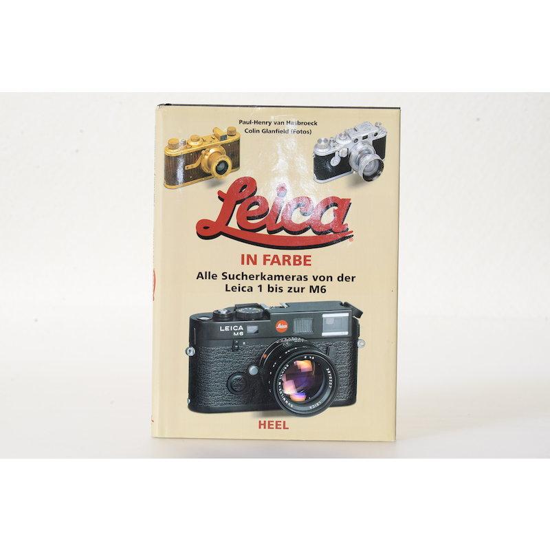 Heel Leica in Farbe - Alle Sucherkameras von der Leica
