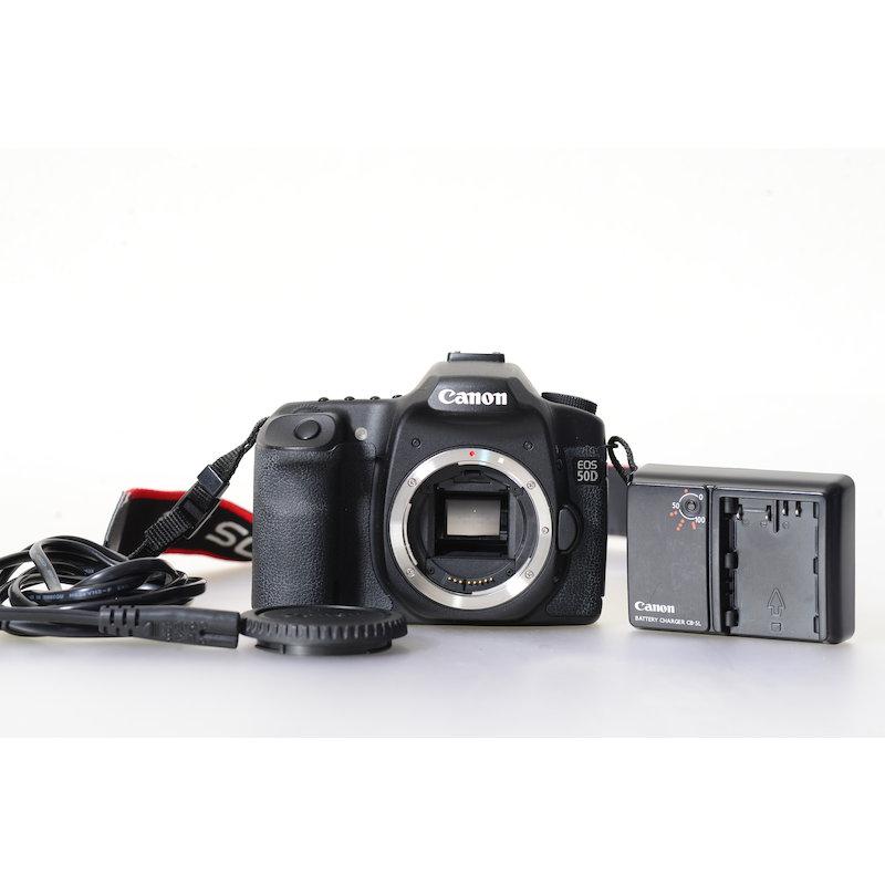 Canon EOS 50D (17000 Auslösungen)