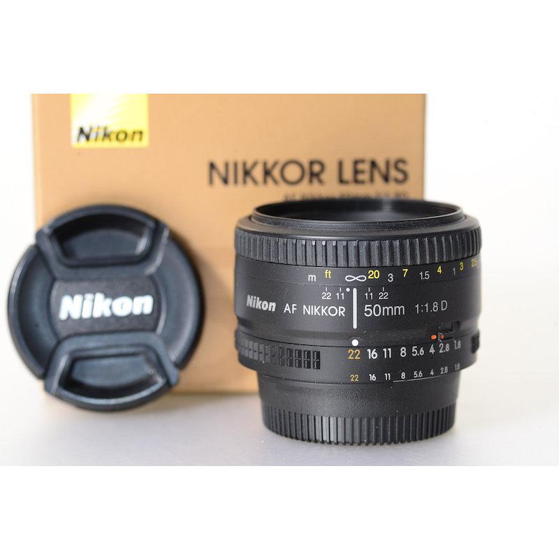 Nikon AF 1,8/50 D
