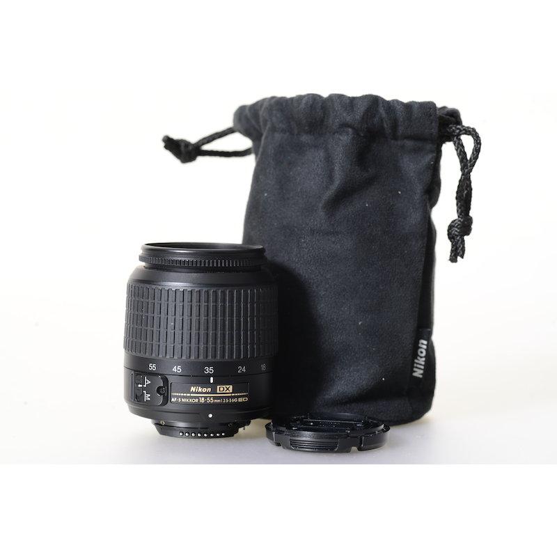 Nikon AF-S 3,5-5,6/18-55 G DX