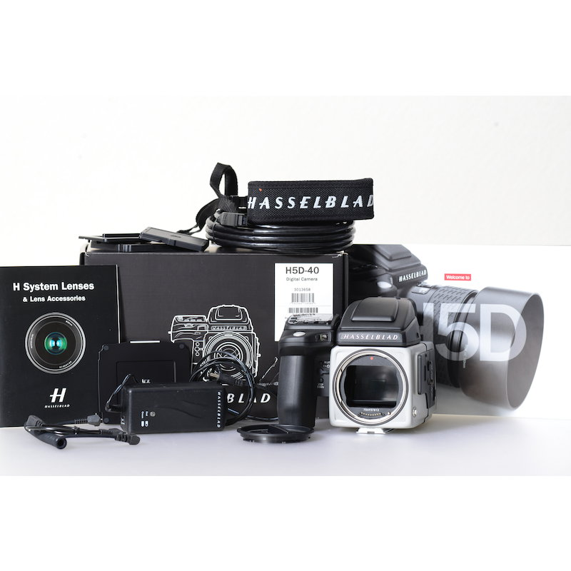 Hasselblad H5D-40 (3000 Auslösungen)