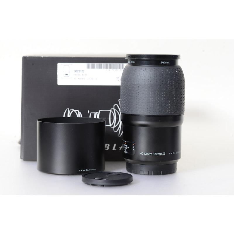Hasselblad HC 4,0/120 Makro II (3000 Auslösungen)