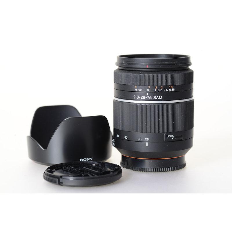 Sony AF 2,8/28-75 SAM