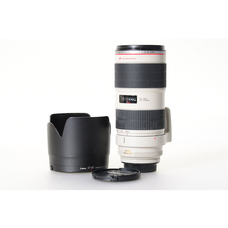 Canon EF 2,8/70-200 L IS USM II