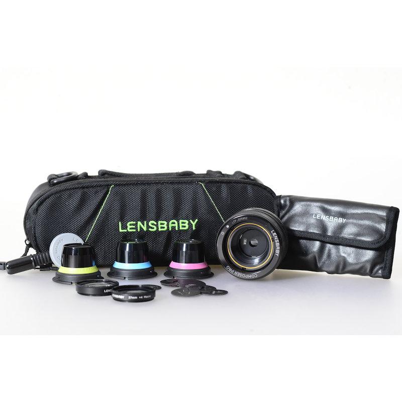 Lensbaby Macro Pack LBMPKS Sony