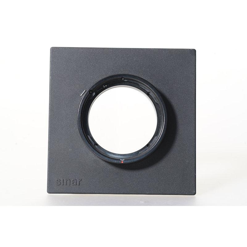 Sinar Objektivplatte Hasselblad Objektive