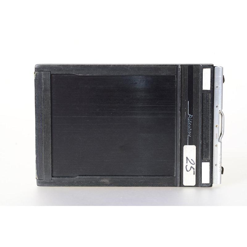 Fidelity Planfilmkassette 4x5