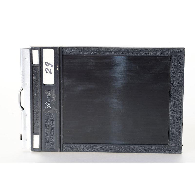 Lisco Planfilmkassette 4x5