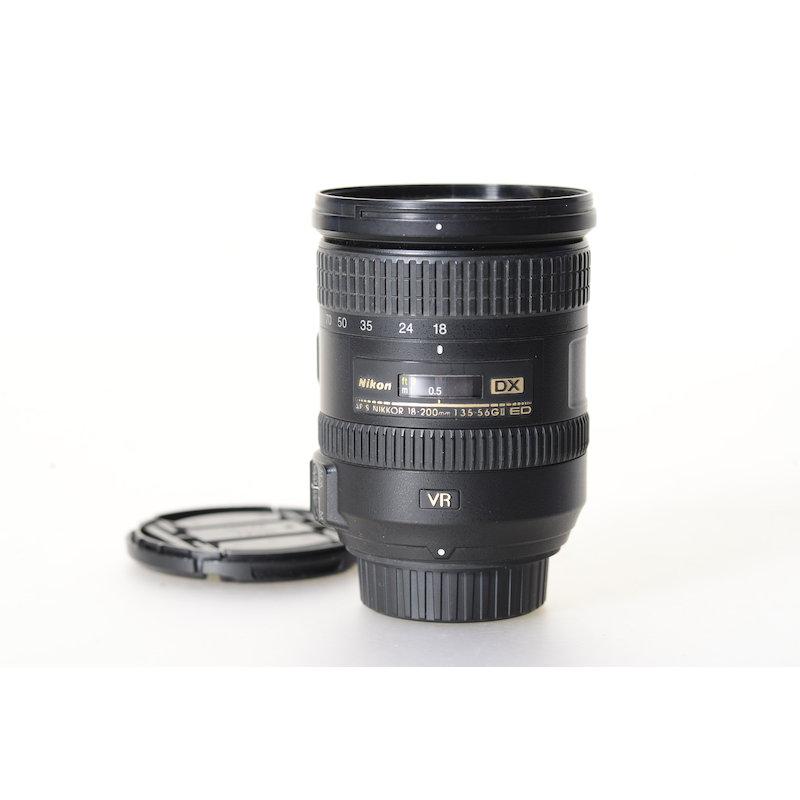 Nikon AF-S 3,5-5,6/18-200 IF ED VR DX II