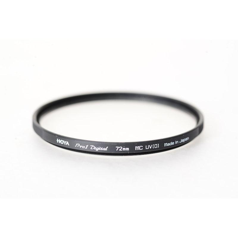 Hoya UV-Filter Pro1 Digital MC E-72