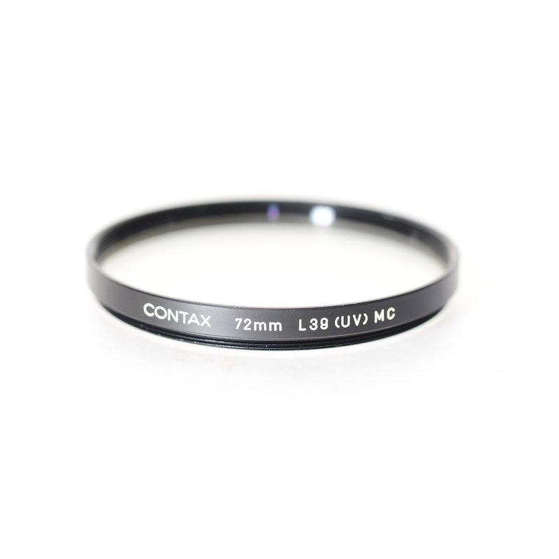 Contax UV-Filter L39 MC E-72