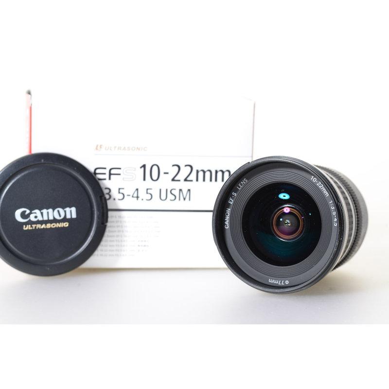 Canon EF-S 3,5-4,5/10-22 USM