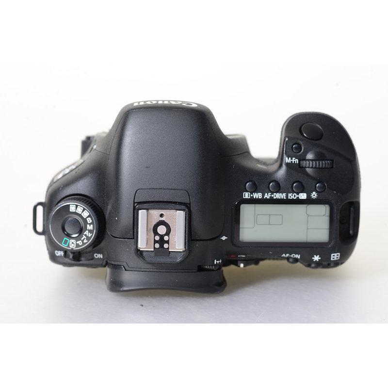 canon eos 7d kamera 18 0 mp slr digitalkamera mit 31700. Black Bedroom Furniture Sets. Home Design Ideas
