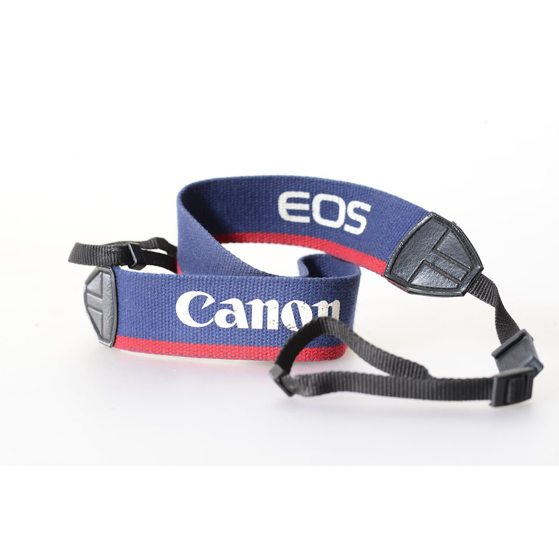 Canon Trageriemen EOS Digital Blau-Rot-Weiß