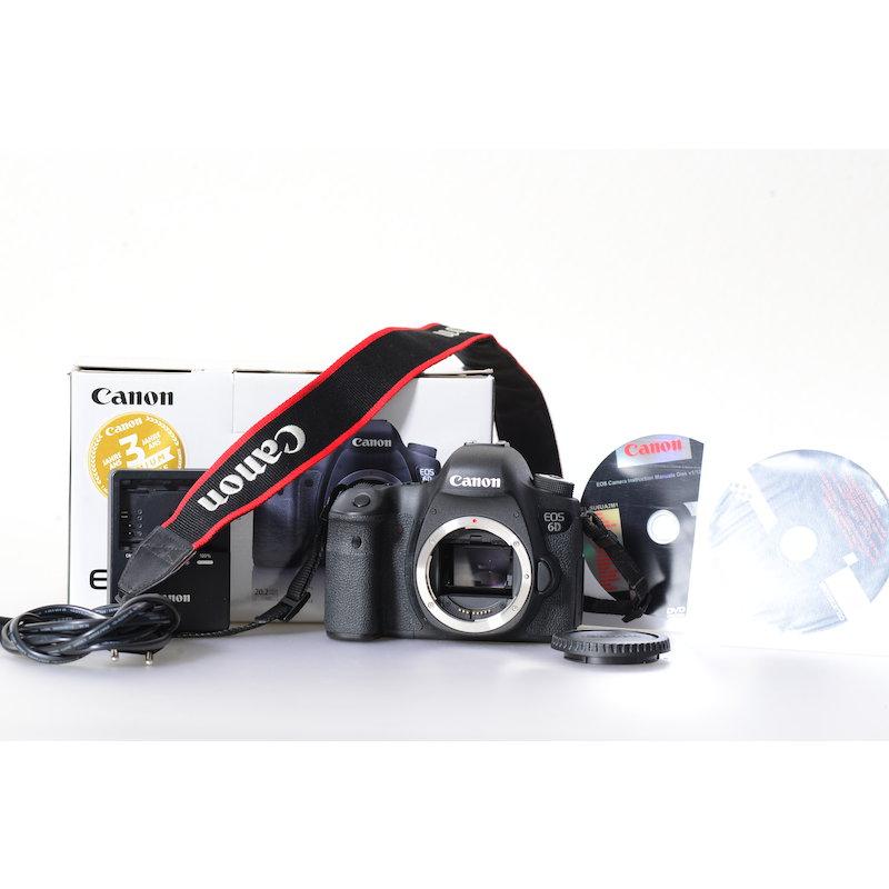 Canon EOS 6D (84300 Auslösungen)