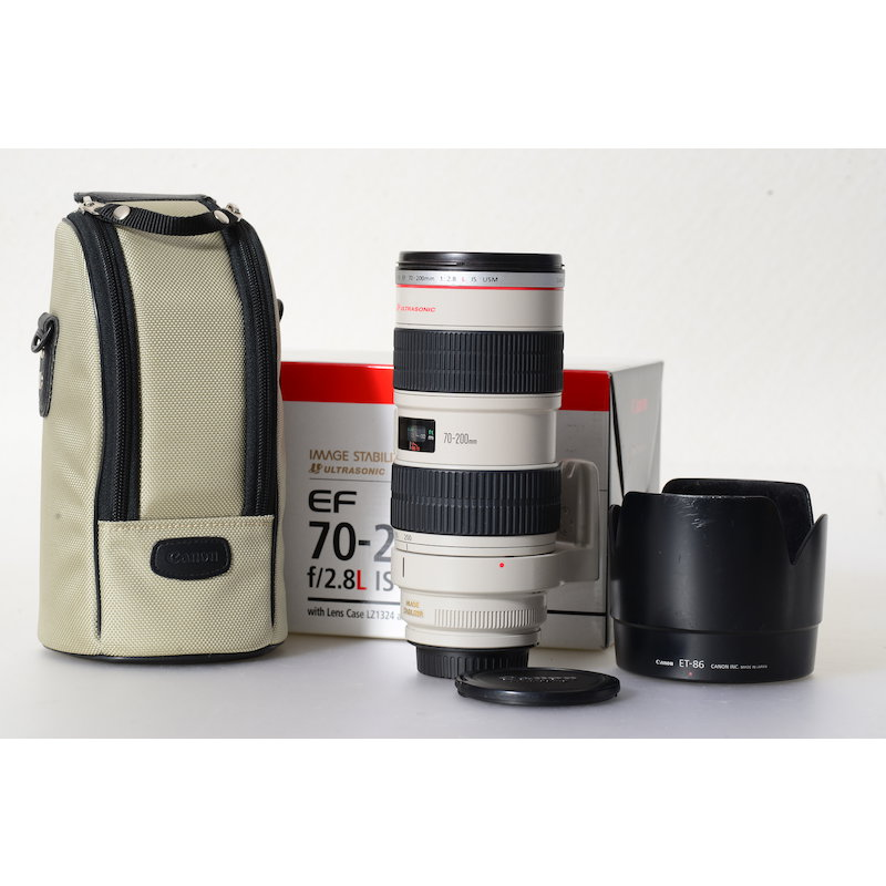 Canon EF 2,8/70-200 L IS USM