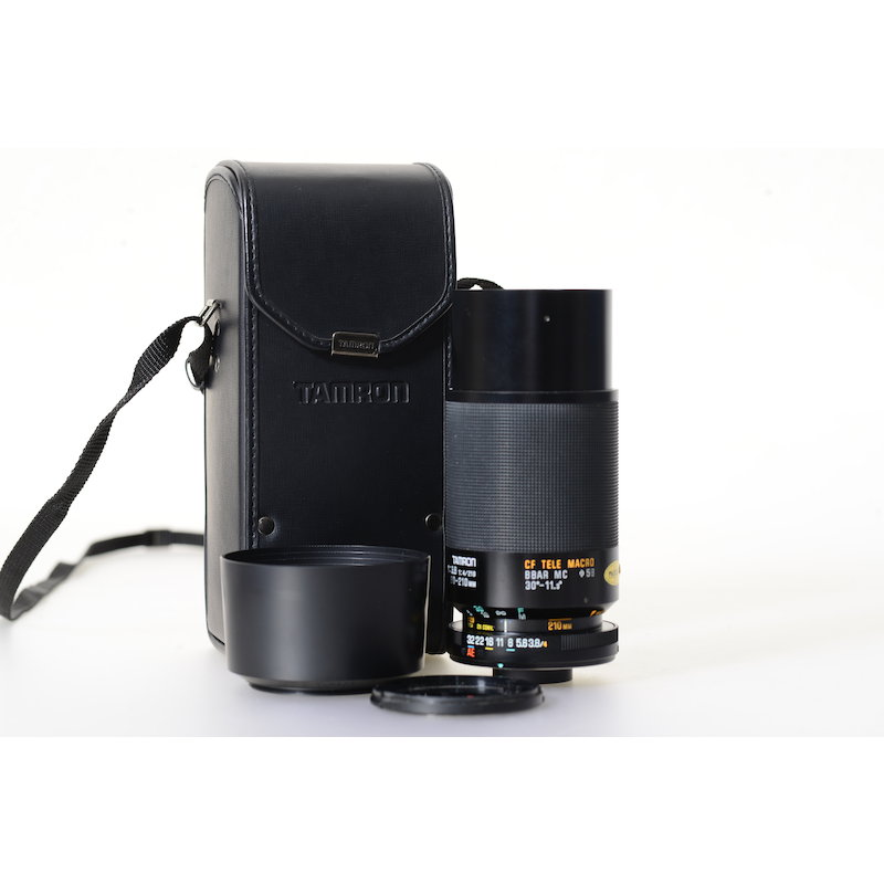 Tamron CF 3,8-4,0/80-210 Tele Macro Adaptall