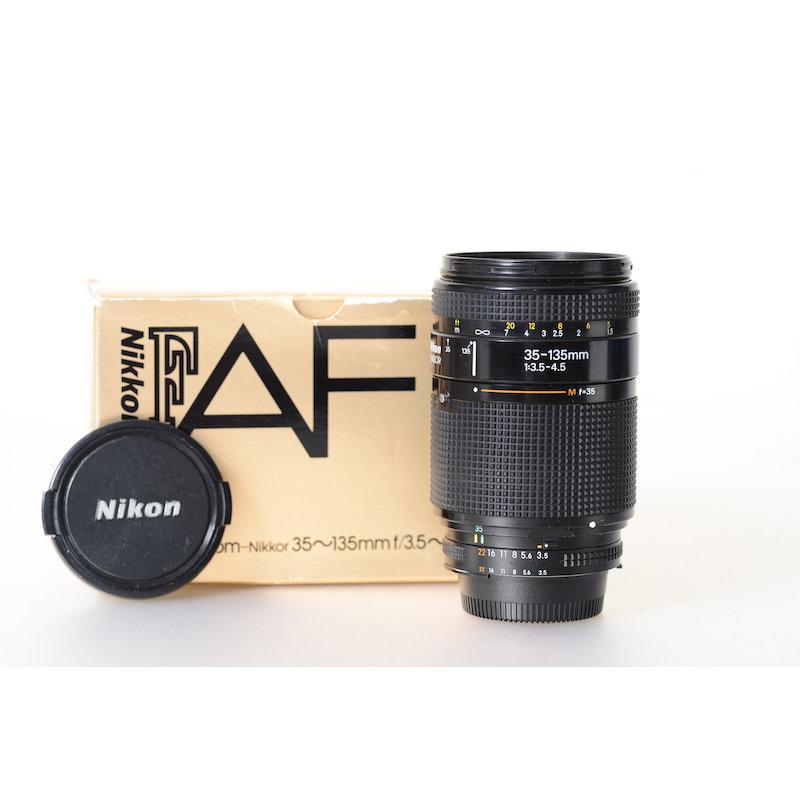 Nikon AF 3,5-4,5/35-135 N