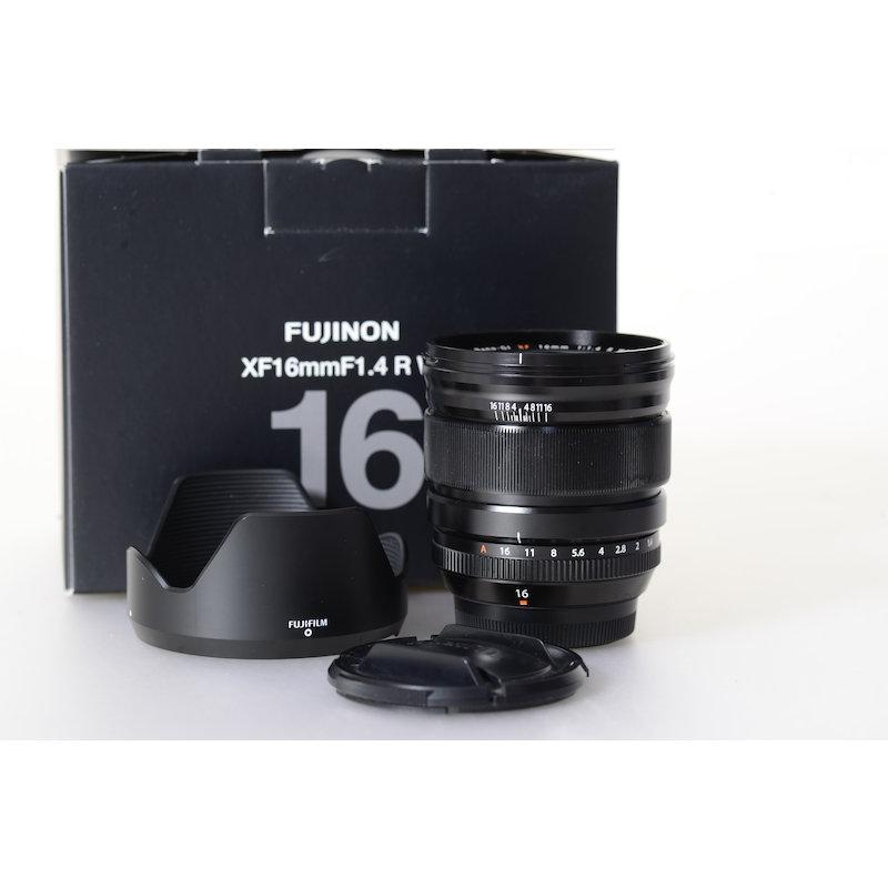 Fujifilm Fujinon Super EBC XF 1,4/16 R WR