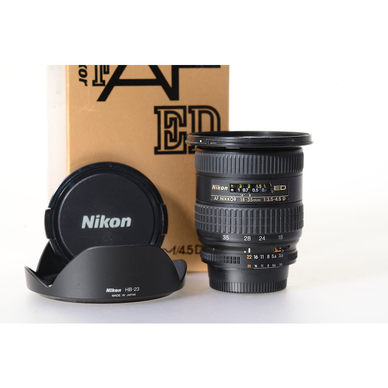 Nikon AF 3,5-4,5/18-35 D