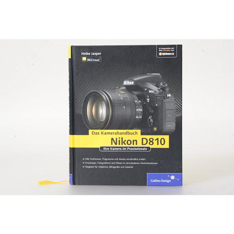 Galileo Design Das Kamerahandbuch Nikon D810