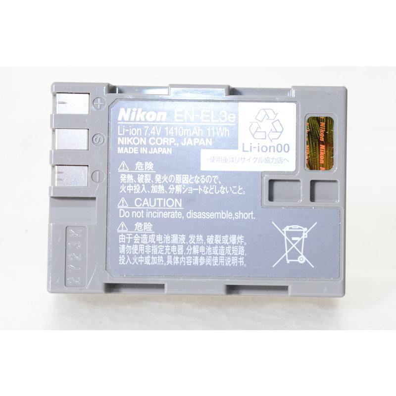 Nikon Li-Ion-Akku EN-EL3e 7,4V/1500mAh
