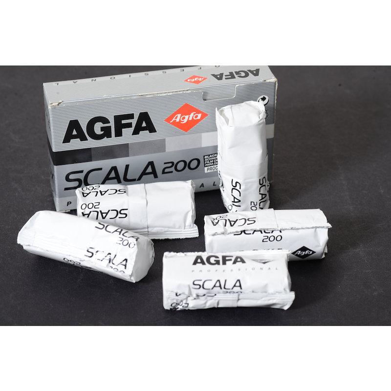 Agfa Scale 200 Professional 120 5x120 (Ablauf 07/1998)