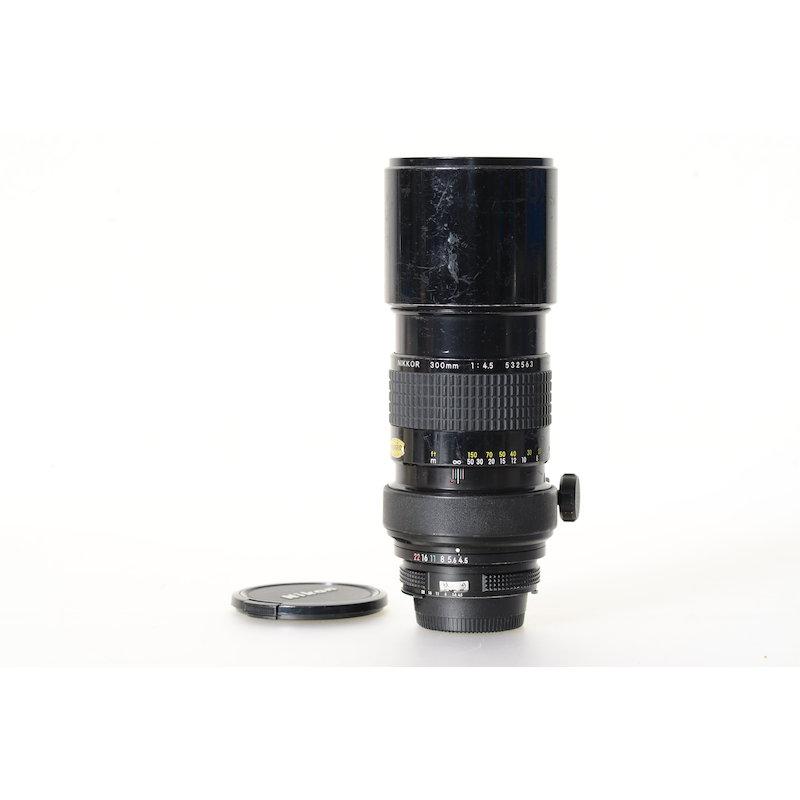 Nikon Ai 4,5/300