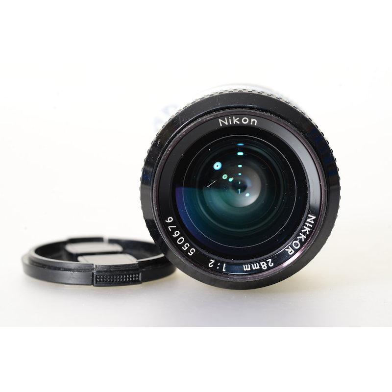 Nikon Ai 2,0/28