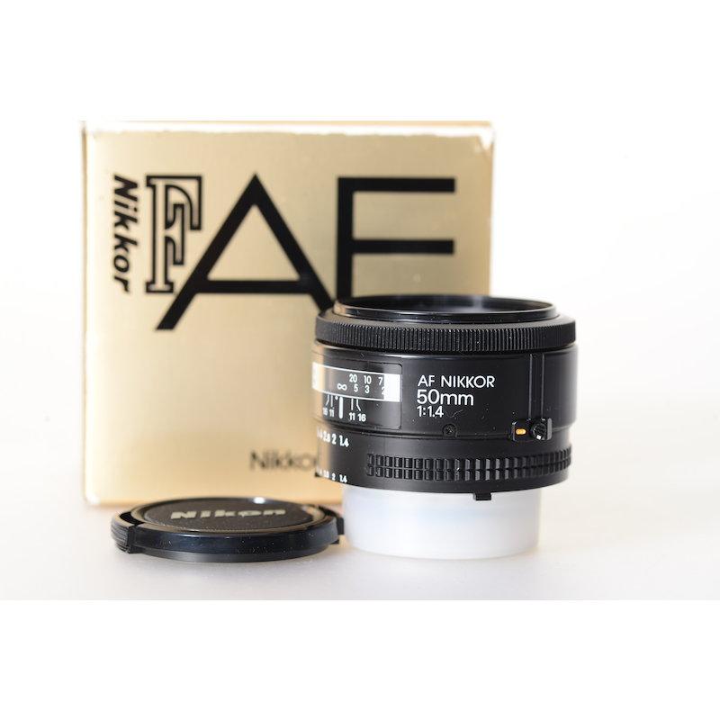 Nikon AF 1,4/50