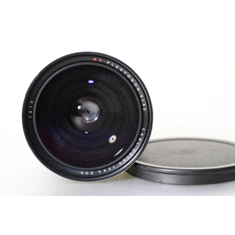 Zeiss-Jena Flektogon MC 4,0/50 Six