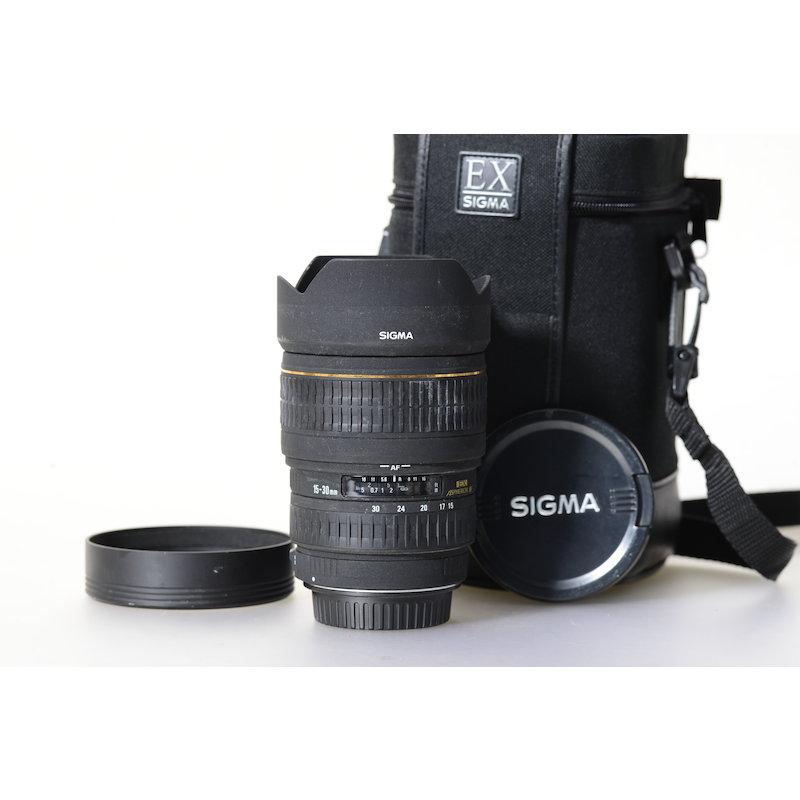 Sigma EX 3,5-4,5/15-30 ASP DG C/EF