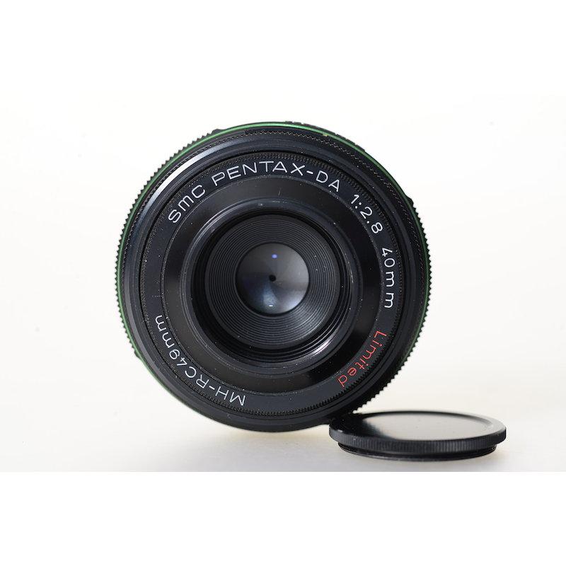 Pentax SMC-DA 2,8/40 Limited