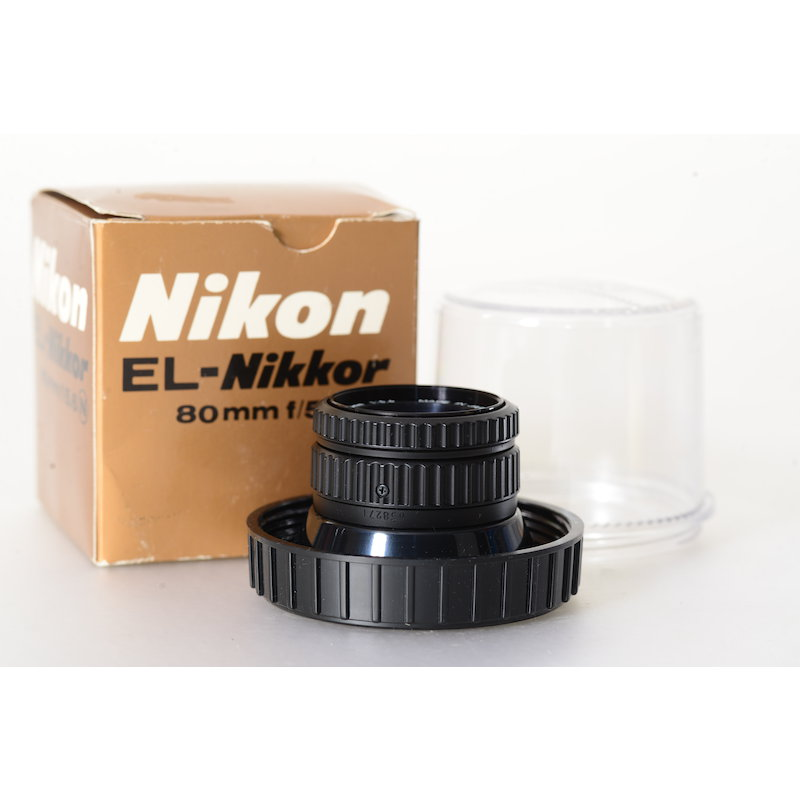 Nikon EL-Nikkor 5,6/80 N M39