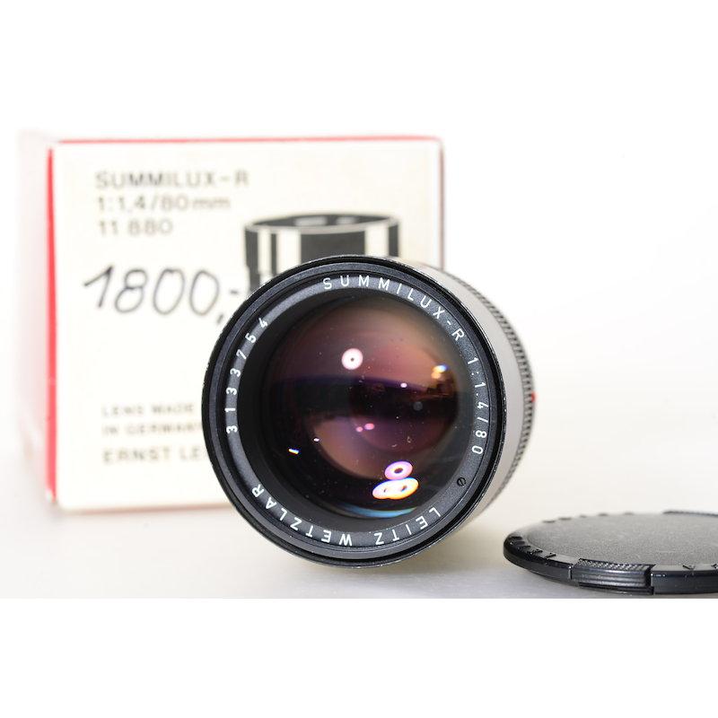 Leica Summilux-R 1,4/80