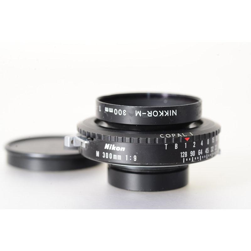 Nikon Nikkor-M 9,0/300 Copal 1