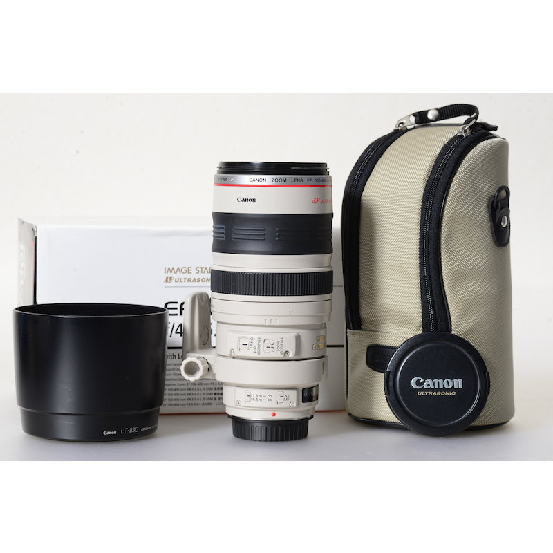 Canon EF 4,5-5,6/100-400 L IS USM