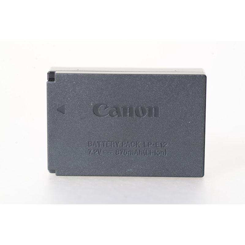 Canon NI-MH Akku LP-E12